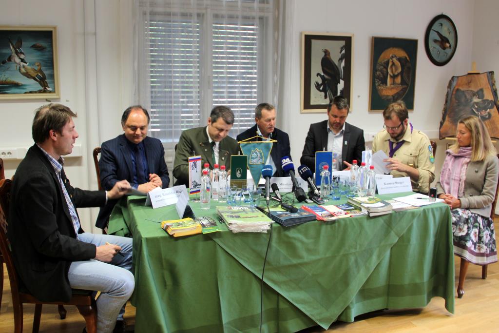 Javni podpis Predloga za vključitev varuha narave v Zakon o ohranjanju narave, Foto Manca Čujež